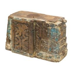 Portavelas de madera varios modelos
