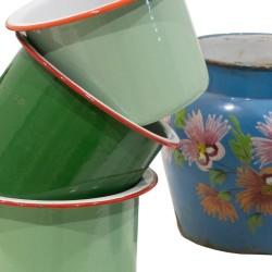 Accesorios decorativos de cerámica