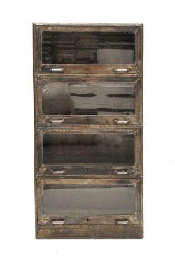 Mueble panadero estilo industrial