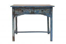 dormitorio estilo vintage escritorio