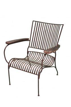 dormitorio estilo vintage silla