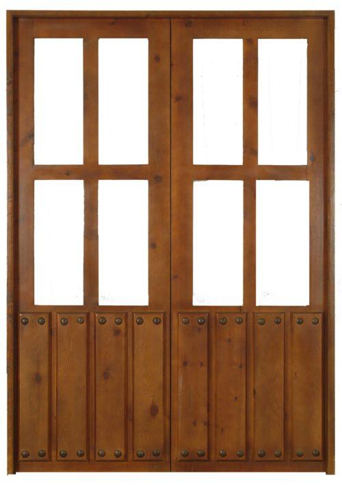 Puertas antiguas restauradas o de nueva fabricaci n 2019 for Restaurar puertas de madera interior