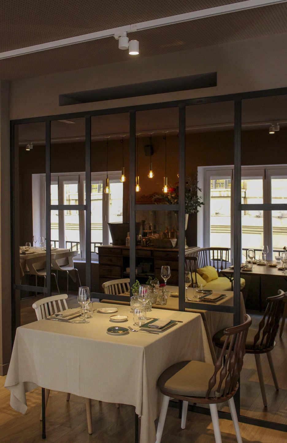 Comedor restaurante Alameda