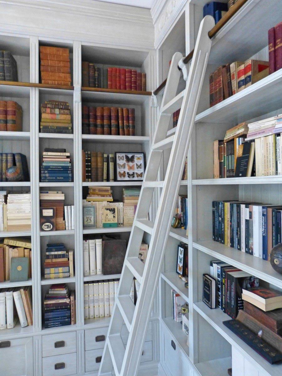Estantería librería a medida