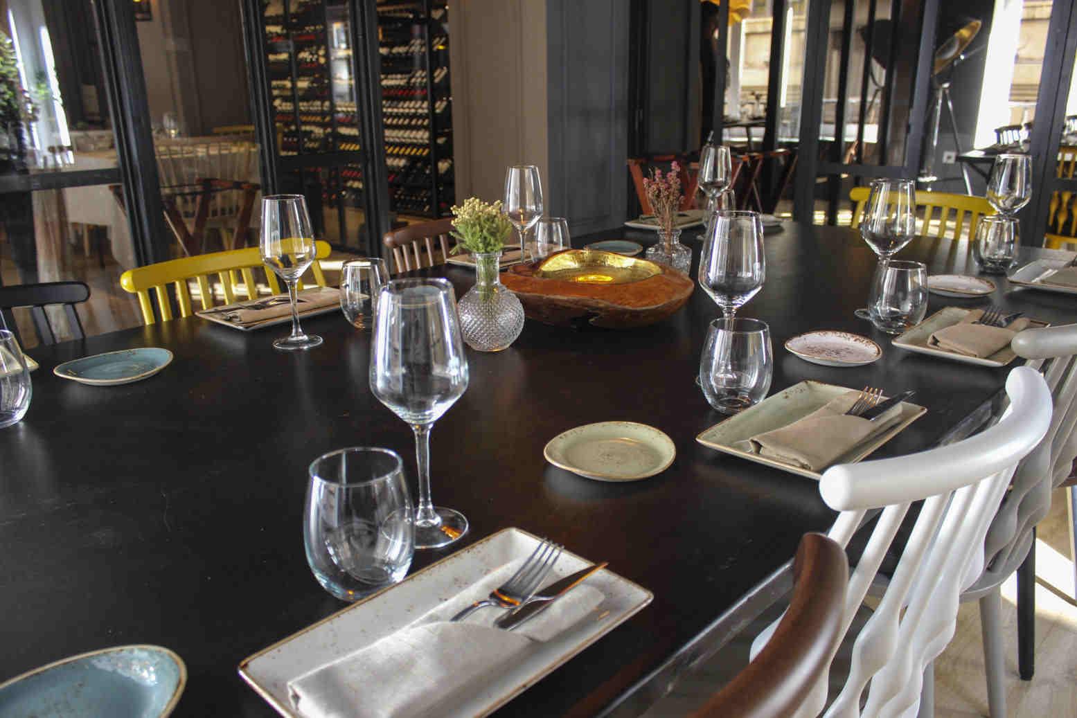 Mesa de comedor Alameda