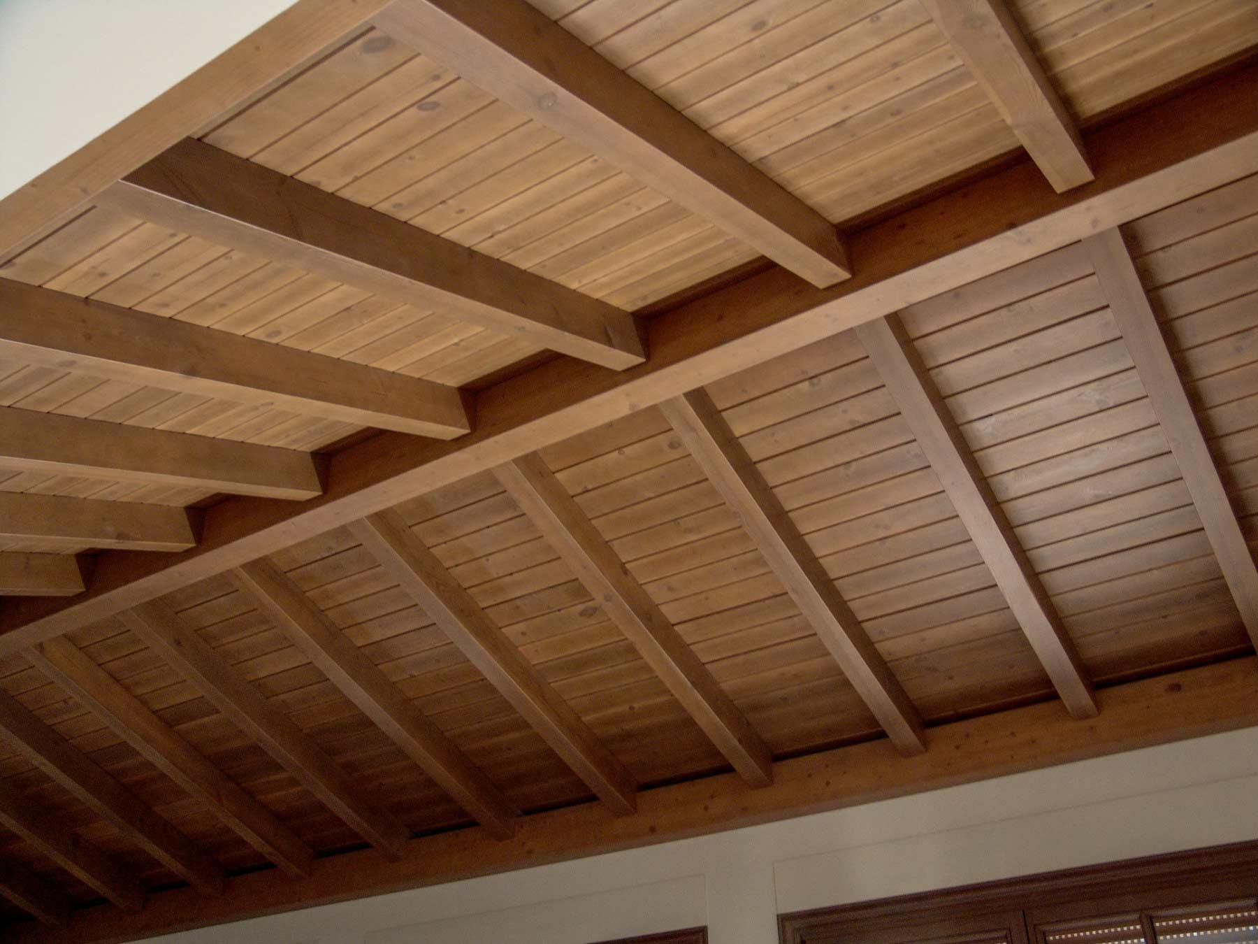 Artesona de madera