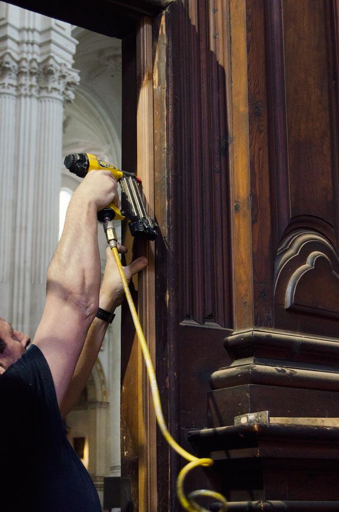 Proyecto restauración Catedral Granada