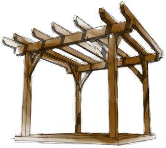Imagen de Estructuras de madera