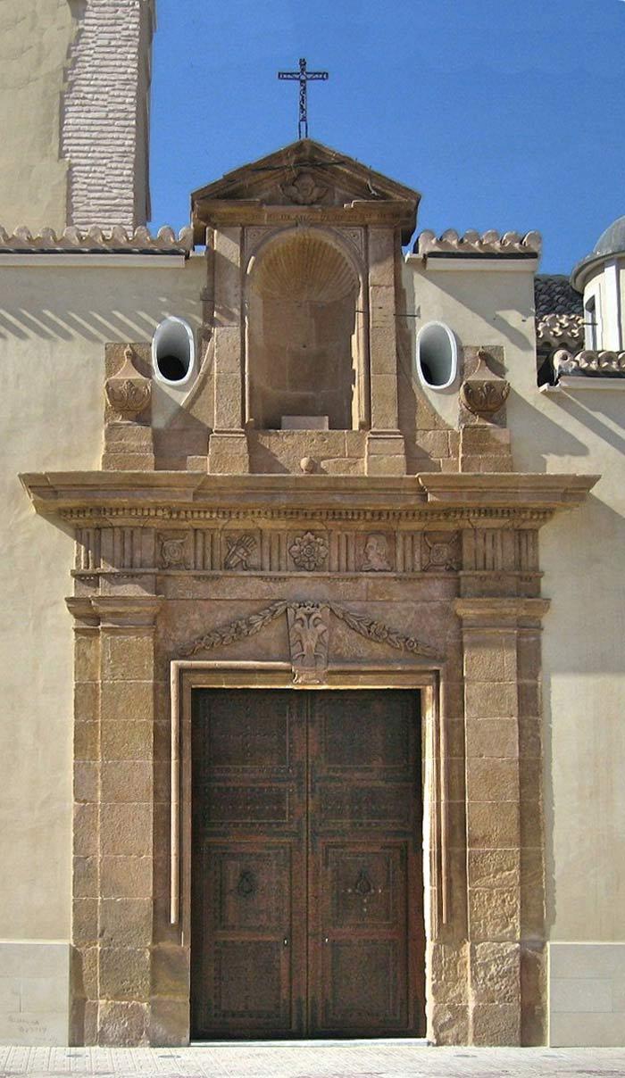Puerta nueva Iglesia