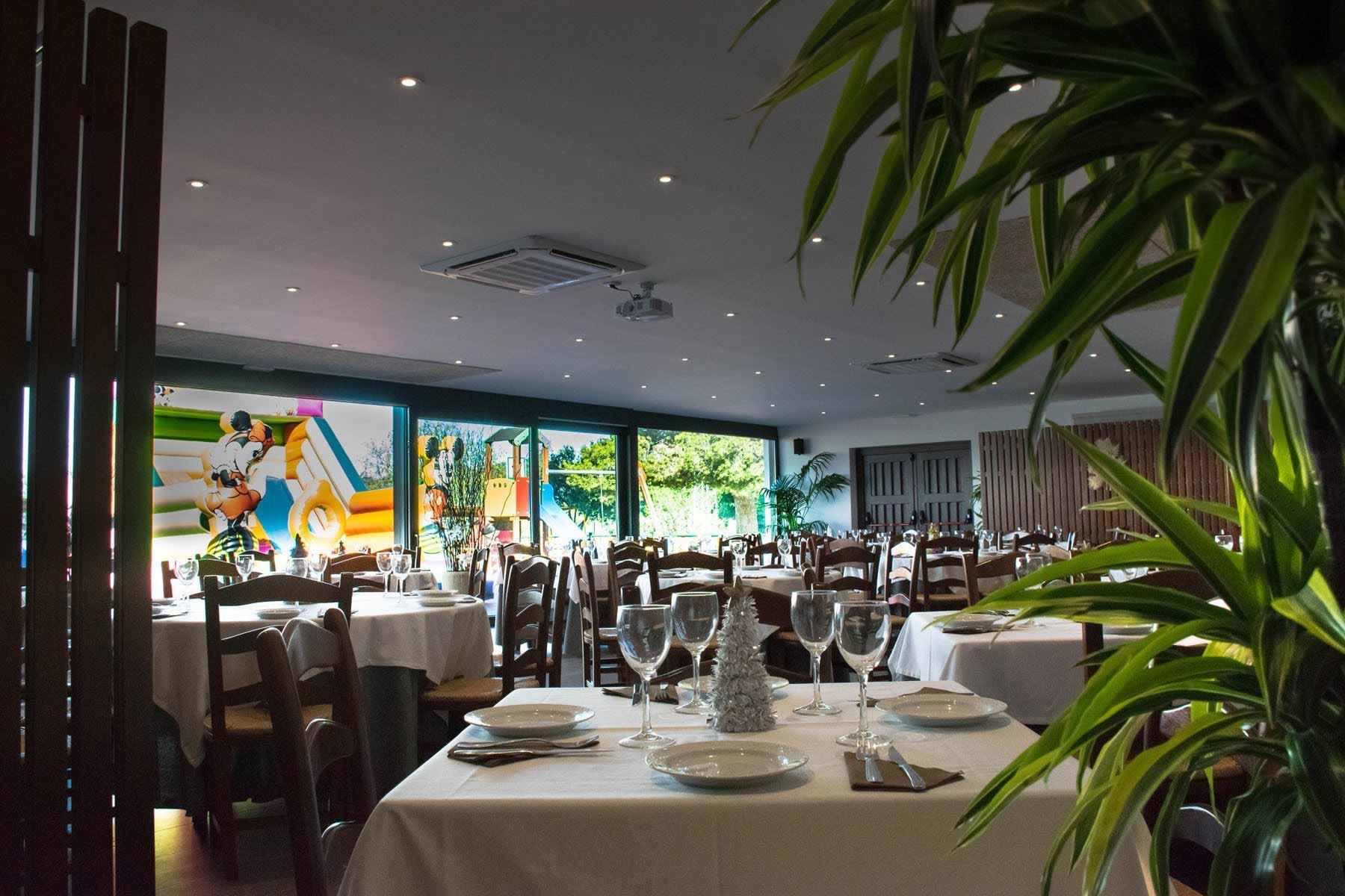 Salón de celebraciones restaurante