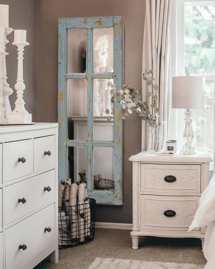 Decorar con muebles antiguos: Decoración vintage