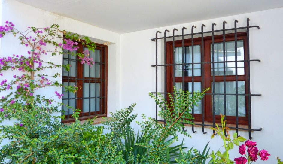 Ambiente ventana madera