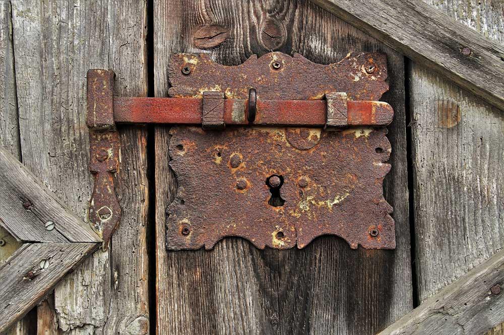 Restaurar puertas antiguas